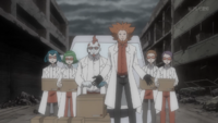 Team Flare Scientists Young