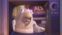 Al's Defeat