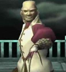 Shadow Hearts Dehuai in game battle