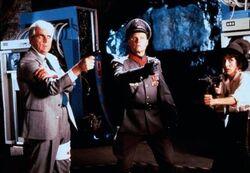 Boris y Natasha Fearless Leader