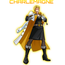 Commandant Marshall Charlemagne (Full Picture)
