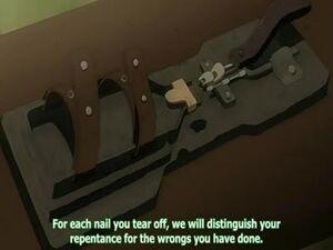 Higurashi 16 nailripper