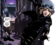 Selina in Gotham Stories