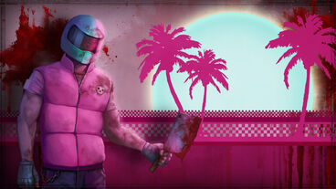 Biker(hotline miami)