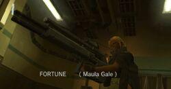 Fortune's Rail Gun