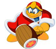 King Dedede (Kirby Right Back at Ya)