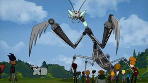 Robo Mantis