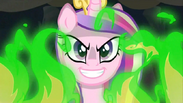Chrysalis in her Cadance disquise