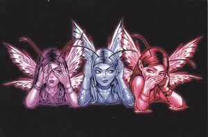 Evil Fairies
