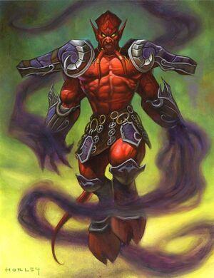 Lord Jaraxxus