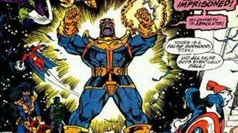 Thanos - Memoirs of a Mad Titan (original)-0