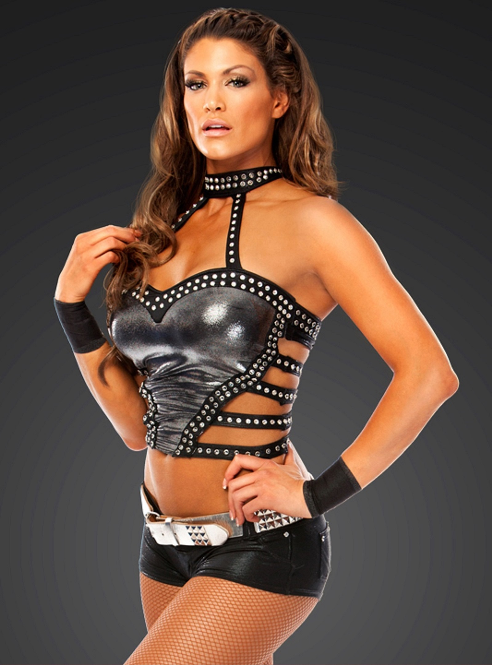 Candice Michelle Ring Attire