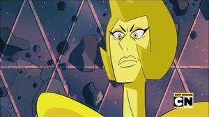 Steven Universe - Yellow Diamond Appears (Clip) Message Recieved