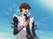 Kaiba doesn't care
