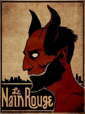 Le Nain Rouge