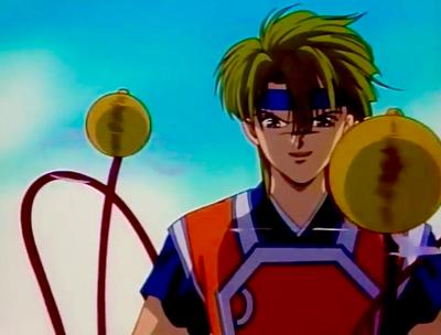 Suboshi wielding Ryuseisui