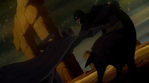 Owlman vs. Batman