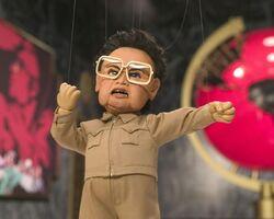 Kim Jong-il Team America World Police