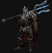 Skeleton King Leoric Blizzcon14