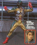 Mutant Dash (Power Rangers Time Force)