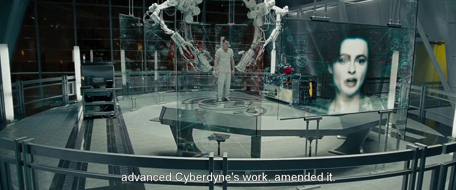 Another Skynet base? - The Terminator Files Forum