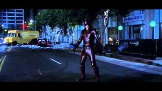 Bullseye vs Daredevil