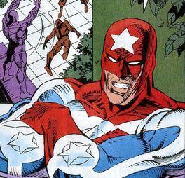 Super Patriot (Mike Farrel)