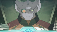Sendak Threatens to Destroy the Arus