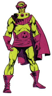 Mesmero (Vincent) (Earth-616)