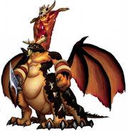 Drakkisath Monster Guide