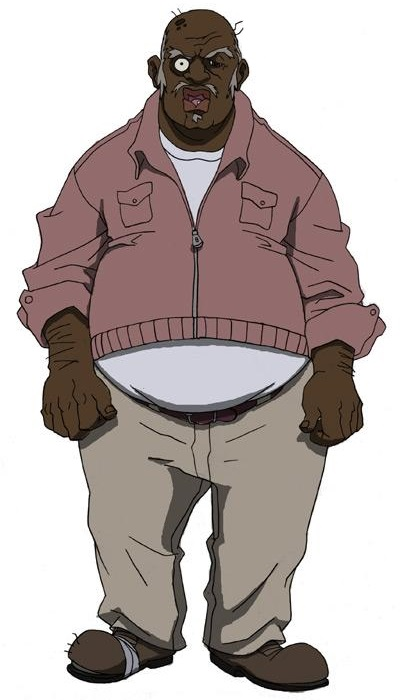 Uncle Ruckus Villains Wiki Fandom Powered By Wikia