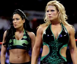 Melina and Beth