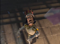 Farquaad screaming