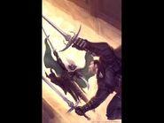 Artemis vs drizzt