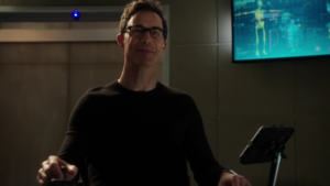 As Harrison Wells