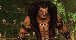 Kraven (Shattered Dimension)