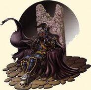 Soth throne