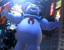 Stay Puft Marshmallow Man (GBtVG)