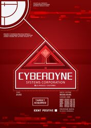 Cyberdyne Systems Corporation Logo