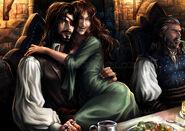 Euron Greyjoy and Falia Flowers
