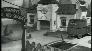 Betty Boop be human