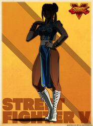 Shadow Lady SFV