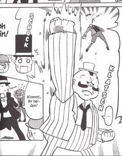 Bostro manga