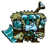 Polar Knight in game