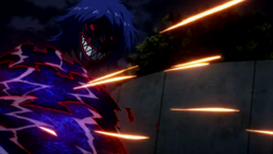 Ayato defending against bullets2