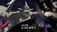 SkullScorpionmon-Captain