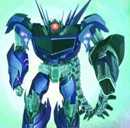 Shockwave Transformers Prime