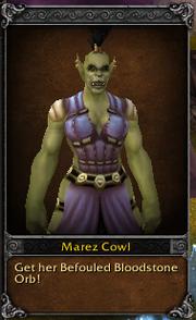 Marez-cowl