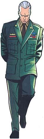General John Ryker