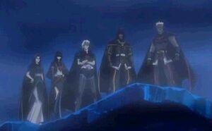The Dark Signers